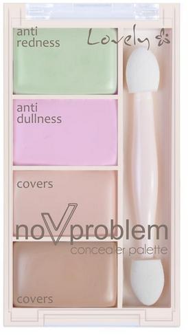 Palette correttori - Lovely No Problem Corector