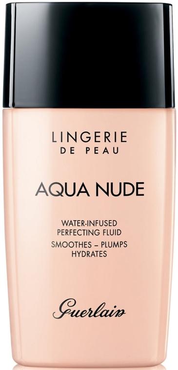 Fondotinta tonificante idratante - Guerlain Lingerie de Peau Aqua Nude