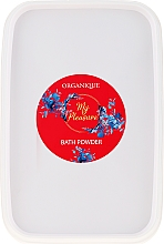 Profumi e cosmetici Polvere per bagno - Organique My Pleasure Bath Powder