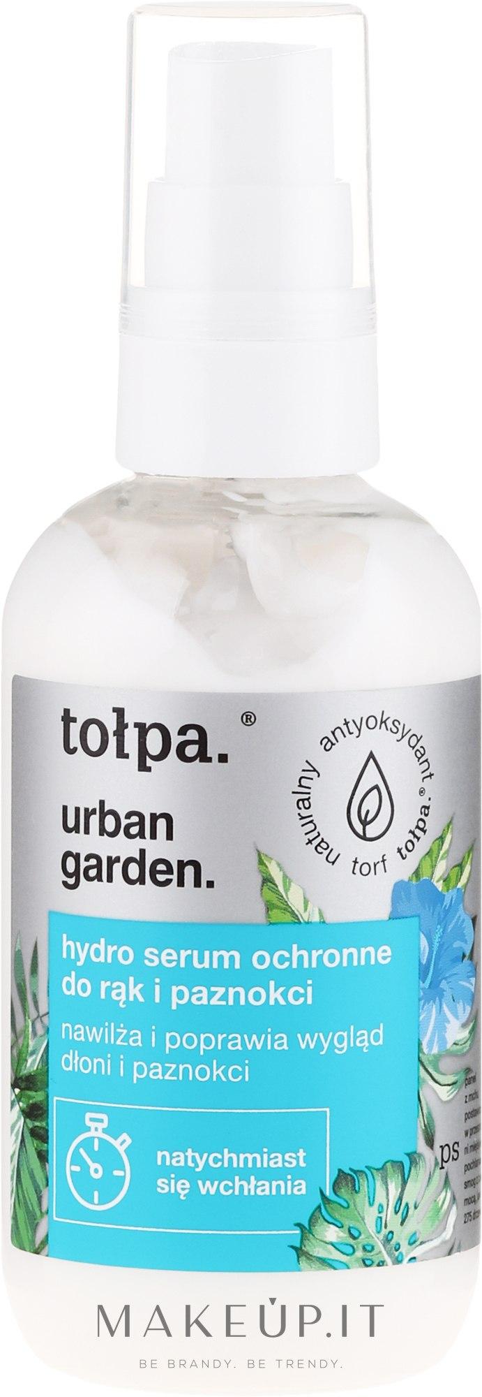 Siero mani e unghie - Tolpa Urban Garden Hand & Nail Hydro Serum — foto 100 ml