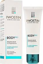 Profumi e cosmetici Siero attivo per la pelle screpolata dei piedi - Iwostin Body Pro Serum
