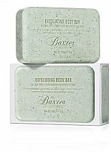 Profumi e cosmetici Sapone-scrub - Baxter of California Exfoliating Body Bar