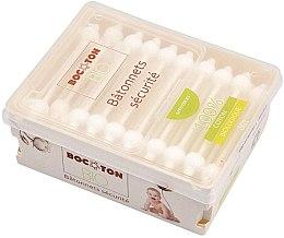Profumi e cosmetici Cotton fioc con limitatore, 60 pz - Bocoton