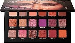 Profumi e cosmetici Palette ombretti - Huda Beauty Desert Dusk Eyeshadow Palette