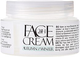 Profumi e cosmetici Crema viso rigenerante per autunno e inverno - Mother And Baby Face Cream