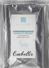Profumi e cosmetici Additivo per bagno, al latte idratante - La Chevre Embellir Moisturizing Milk Bath Additive