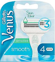 Profumi e cosmetici Cassette di rasatura sostituibili - Gillette Venus Smooth Sensitive