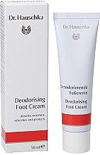 Profumi e cosmetici Crema piedi deodorizzante - Dr. Hauschka Deodorizing Foot Cream