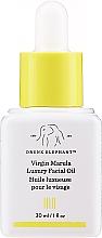 Profumi e cosmetici Olio viso - Drunk Elephant Virgin Marula Luxury Facial Oil