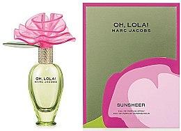 Profumi e cosmetici Marc Jacobs Oh Lola! Sunsheer - Eau de Parfum