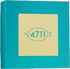 Profumi e cosmetici Maurer & Wirtz 4711 Original Eau de Cologne - Set (edc/90ml + tissues/10pcs)