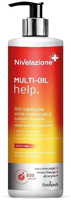 Balsamo corpo - Farmona Nivelazione Multi-oil Help Body Balm — foto N1