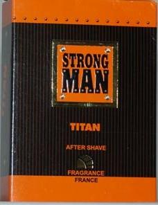 Lozione dopobarba - Strong Men After Shave Titan