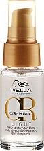 Profumi e cosmetici Olio per capelli - Wella Professionals Oil Reflection Light