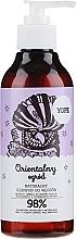 """Profumi e cosmetici Shampoo naturale per capelli secchi e danneggiati """"Oriental Garden"""" - Yope"""