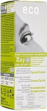 Profumi e cosmetici Crema viso giorno SPF 15 con un tocco di abbronzatura - Eco Cosmetics Facial Cream SPF 15 Toned