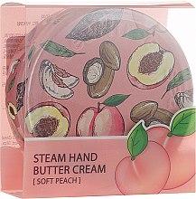 Profumi e cosmetici Crema-burro mani nutriente - SeaNtree Steam Hand Butter Cream Soft Peach 1