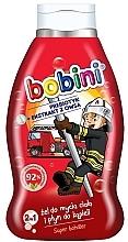 Profumi e cosmetici Bagnoschiuma per bambini - Bobini