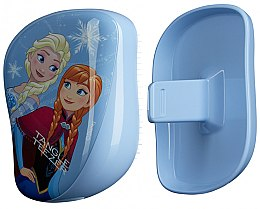 Profumi e cosmetici Spazzola per capelli, compatta - Tangle Teezer Compact Styler Disney Frozen Brush