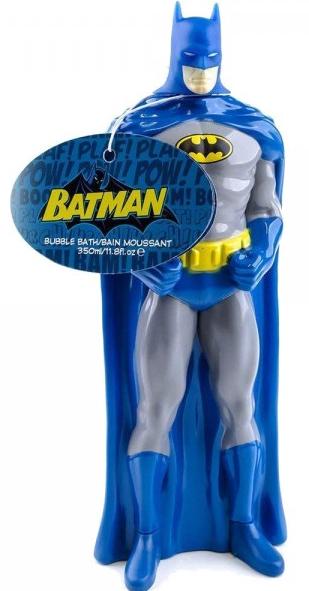 """Schiuma da bagno """"Batman"""" - DC Comics Batman 3D Bath Foam"""