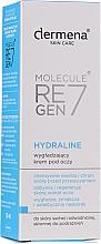 Profumi e cosmetici Crema contorno occhi levigante - Dermena Skin Care Hydraline Eye Cream