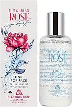 Profumi e cosmetici Tonico viso, con complesso di caviale nero - Bulgarian Rose Caviar Complex Tonic For Face