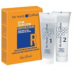 Profumi e cosmetici Estrattore di pigmenti artificiali - H.Zone Rapair Color System