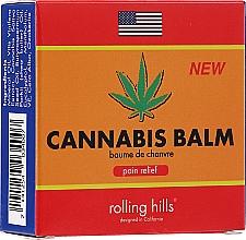Profumi e cosmetici Balsamo all'olio di canapa - Rolling Hills Organic Cannabis Oil