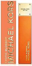 Profumi e cosmetici Michael Kors Exotic Blossom - Eau de Parfum