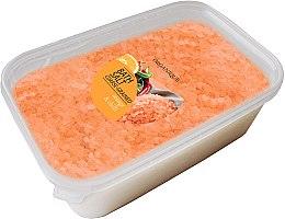 """Profumi e cosmetici Sale da bagno, granuli grandi """"Arancia e peperoncino"""" - Organique Bath Salt Orange & Chili"""