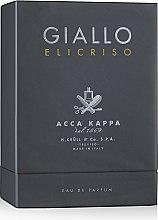 Profumi e cosmetici Acca Kappa Giallo Elicriso - Eau de Parfum