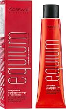 Profumi e cosmetici Tinta ossidante professionale, 100 ml - Kosswell Professional Equium