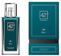 Profumi e cosmetici 42° by Beauty More IV Libre - Eau de toilette