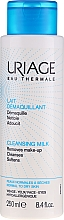 Profumi e cosmetici Latte detergente - Uriage Face And Eyes Cleansing Milk
