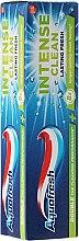 """Profumi e cosmetici Dentifricio """"Pulizia intensiva"""" - Aquafresh Intense Clean Lasting Fresh Toothpaste"""