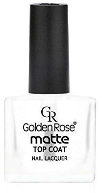 Smalto opaco - Golden Rose Matte Top Coat