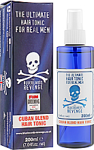 Profumi e cosmetici Tonico per lo styling dei capelli - The Bluebeards Revenge Cuban Blend Hair Tonic