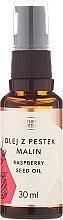 Profumi e cosmetici Olio di semi di lampone - Nature Queen Raspberry Seed Oil