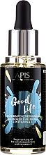 Profumi e cosmetici Olio rigenerante per cuticole e unghie con vitamina E - Apis Good Life Regenerating Olive Oil