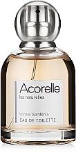 Profumi e cosmetici Acorelle Vanille Gardenia - Eau de toilette