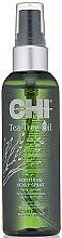 Profumi e cosmetici Spray lenitivo con tea tree oil - CHI Tea Tree Oil Soothing Scalp Spray