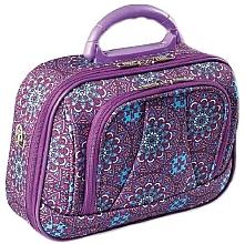Profumi e cosmetici Beauty case L 95559, viola - Top Choice