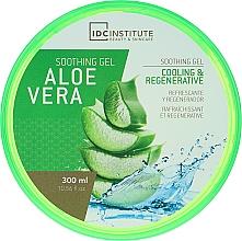"Profumi e cosmetici Gel doccia ""Aloe"" - IDC Institute Aloe Vera 99% Soothing Gel"