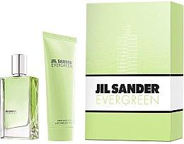Profumi e cosmetici Jil Sander Evergreen - Set (edt/30ml + body/lot/75ml)