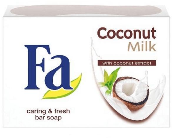 Sapone crema al latte di cocco - Fa Coconut Milk