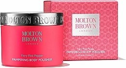 Profumi e cosmetici Molton Brown Fiery Pink Pepper Pampering Body Polisher - Scrub corpo