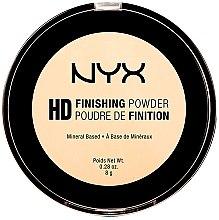 Profumi e cosmetici Cipria fissante trucco - NYX Professional Makeup High Definition Finishing Powder