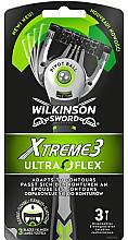 Profumi e cosmetici Set rasoi usa e getta - Wilkinson Sword Xtreme 3 UltraFlex
