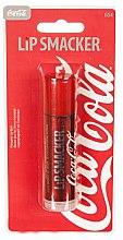 """Profumi e cosmetici Balsamo per labbra """"Coca-Cola Vaniglia"""" - Lip Smacker"""