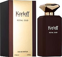 Korloff Paris Royal Oud - Eau de Parfum — foto N2